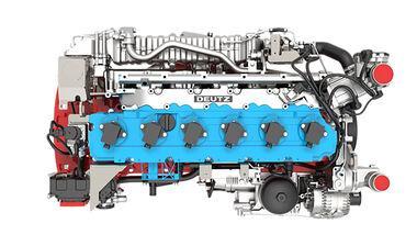 Deutz Wasserstoffmotor