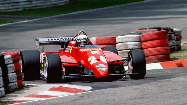 Didier Pironi - GP Deutschland 1982
