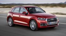 Die 10 größten Plug-in-Hybrid-Irrtümer, Audi Q5 Benziner
