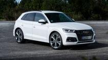 Die 10 größten Plug-in-Hybrid-Irrtümer, Audi Q5 Plug-in-Hybrid