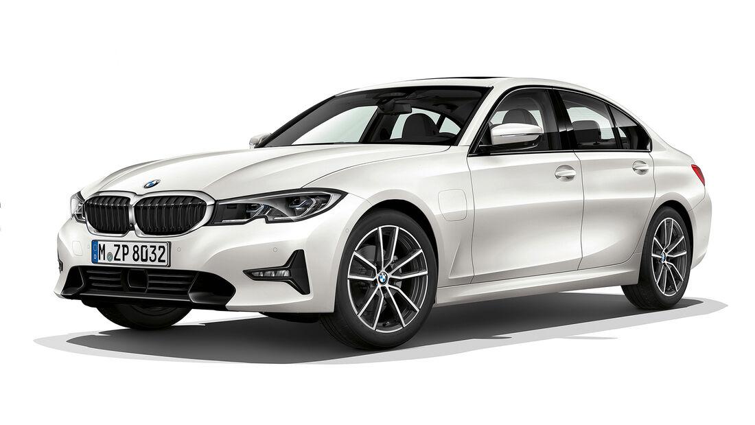 Die 10 größten Plug-in-Hybrid-Irrtümer, BMW 3er Plug-in-Hybrid