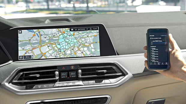 Die 10 größten Plug-in-Hybrid-Irrtümer, BMW eDrive Zones
