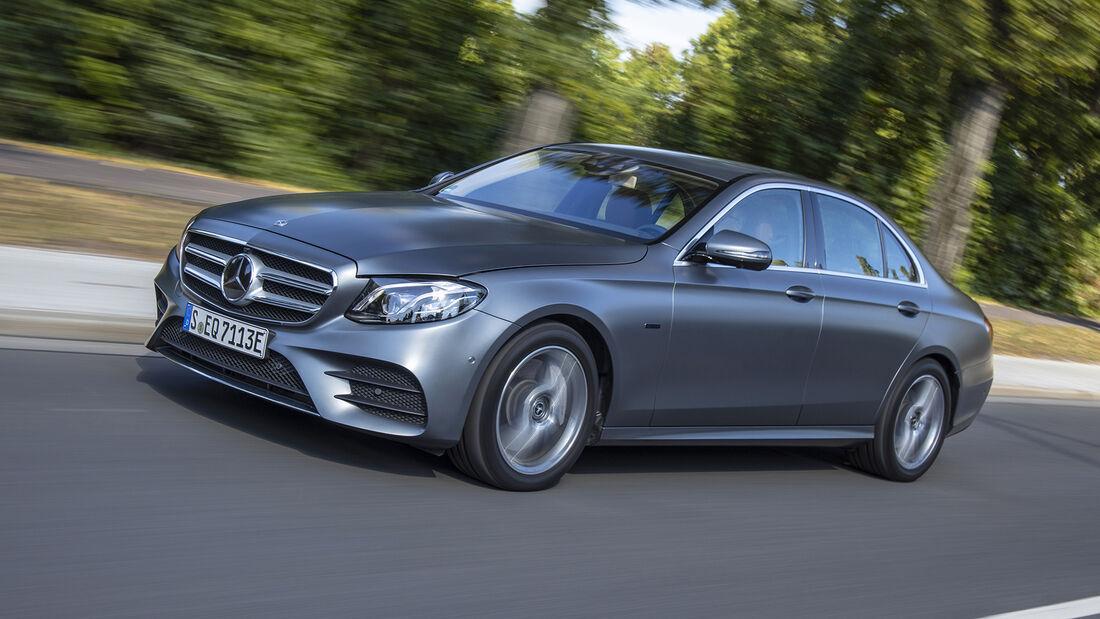 Die 10 größten Plug-in-Hybrid-Irrtümer, Mercedes E-Klasse Plug-in-Hybrid