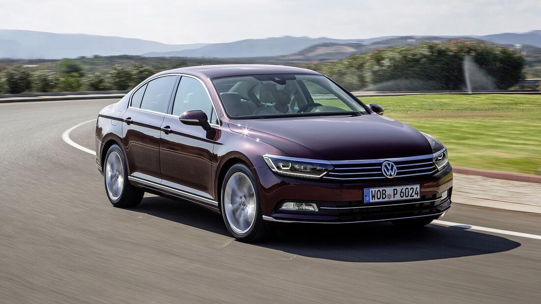 Die 10 größten Plug-in-Hybrid-Irrtümer, VW Passat Benziner