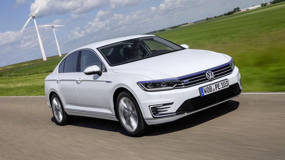 Die 10 größten Plug-in-Hybrid-Irrtümer, VW Passat Plug-in-Hybrid