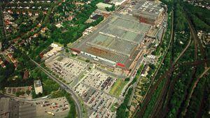 Die Deutsche Post will am Bochumer Opel-Standort ein Paketzentrum errichten.