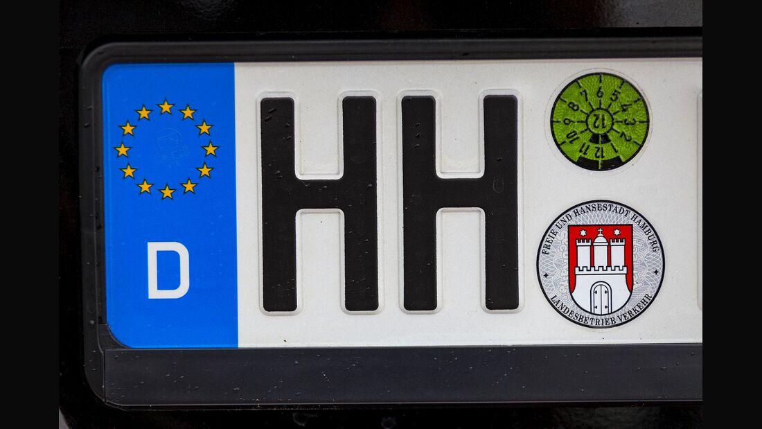Vg Autokennzeichen