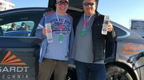Die Sieger der i-Mobility Rallye 2018