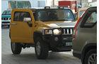 Die Straßen von Dubai