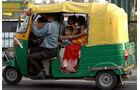 Die Straßen von Indien