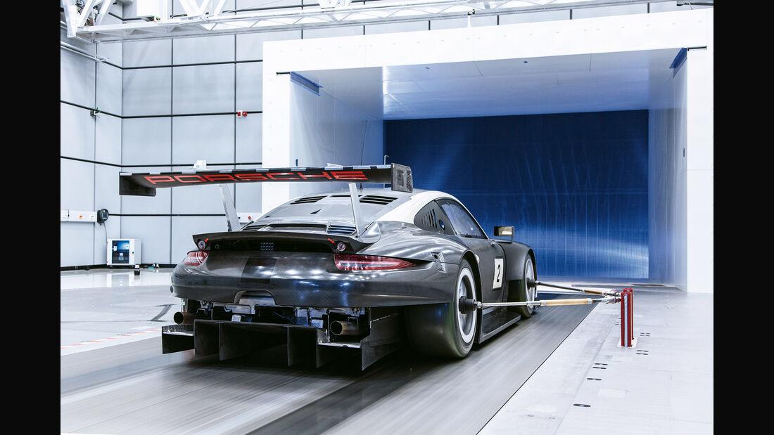 Die Technik des neuen Porsche 911 RSR