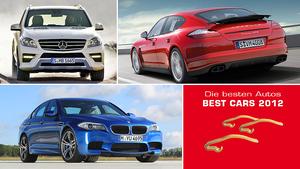 Die besten Autos 2012