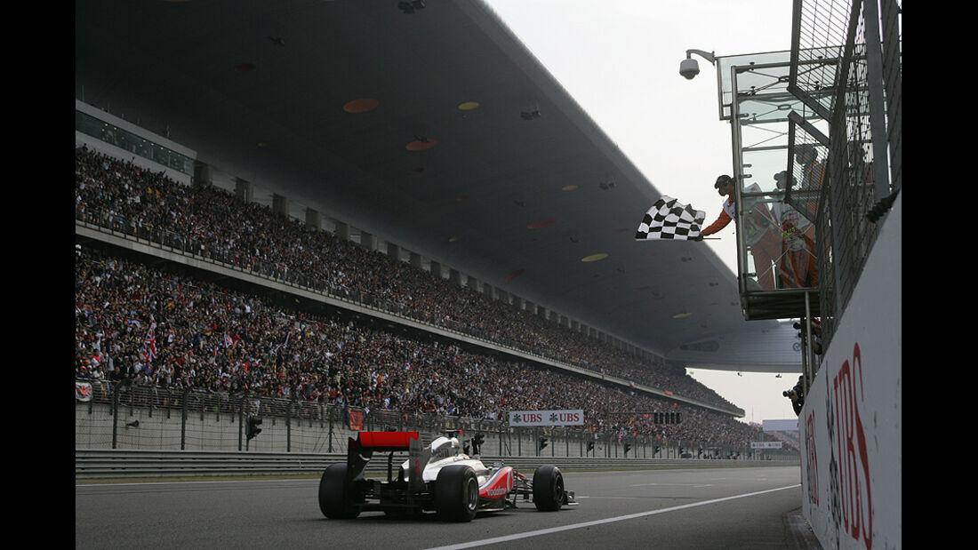 Die besten Formel 1-Saison 2012