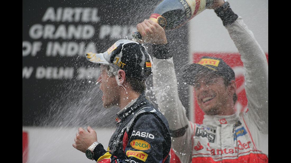 Die besten Formel 1-Saison 2016