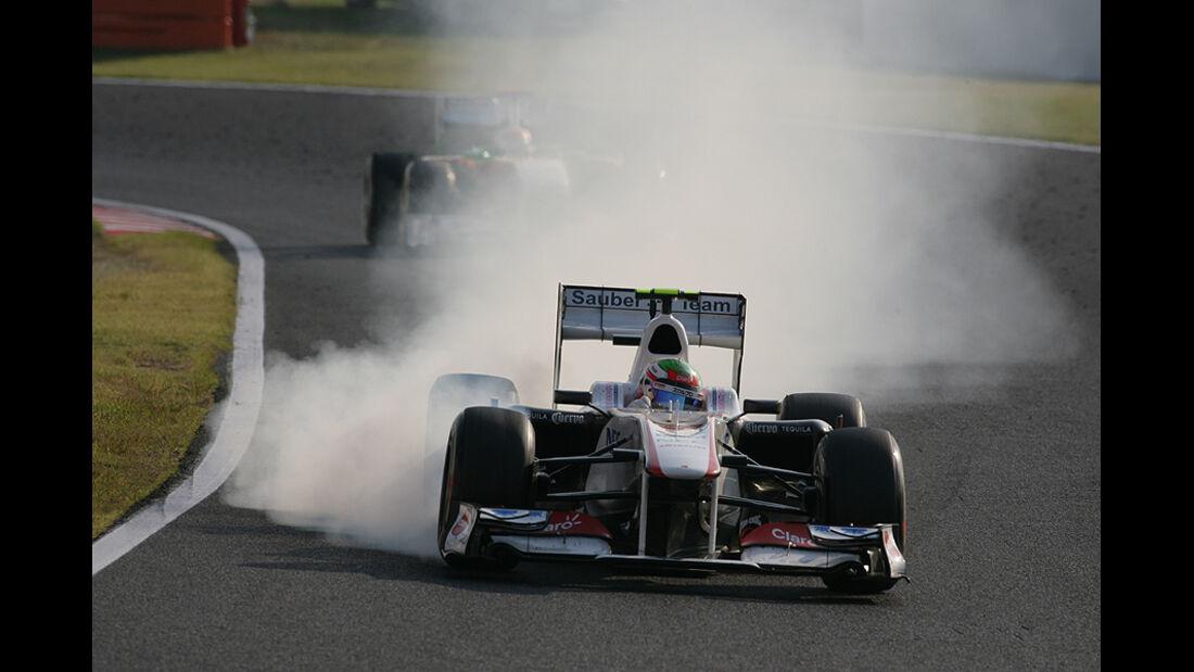 Die besten Formel 1-Saison 2020