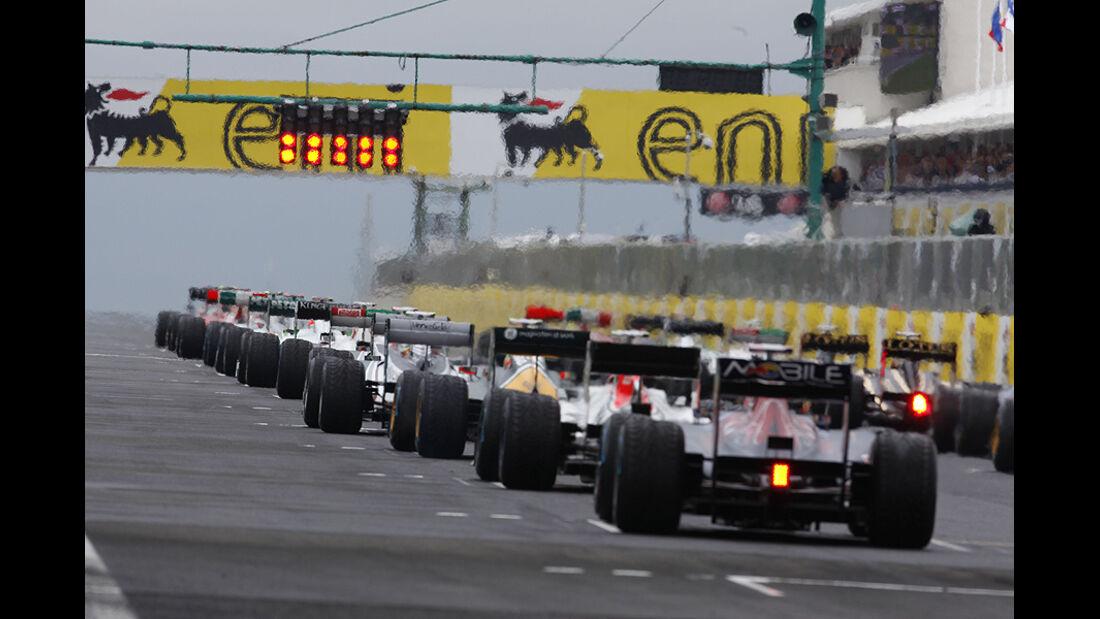 Die besten Formel 1-Saison 2051