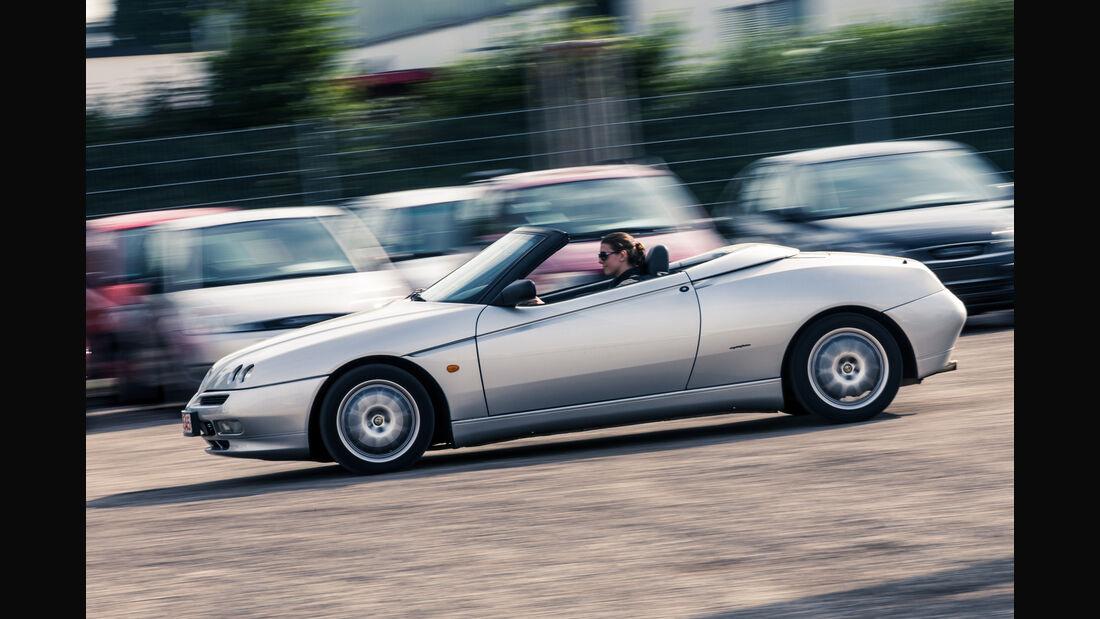 Die besten Youngtimer Alfa Romeo Spider
