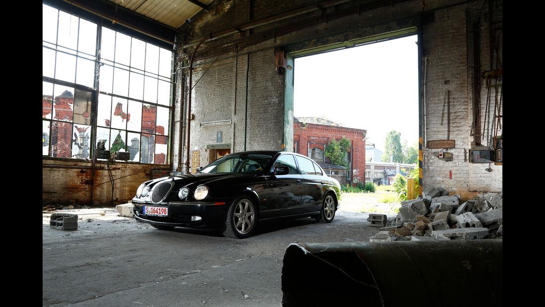 Die besten Youngtimer Jaguar S-Type