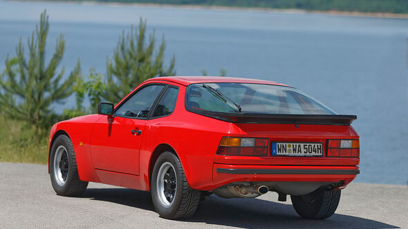 Die besten Youngtimer Porsche 944