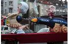 Die schönsten Karnevalswagen 2013