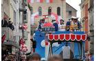 Die schönsten Karnevalswagen 2020