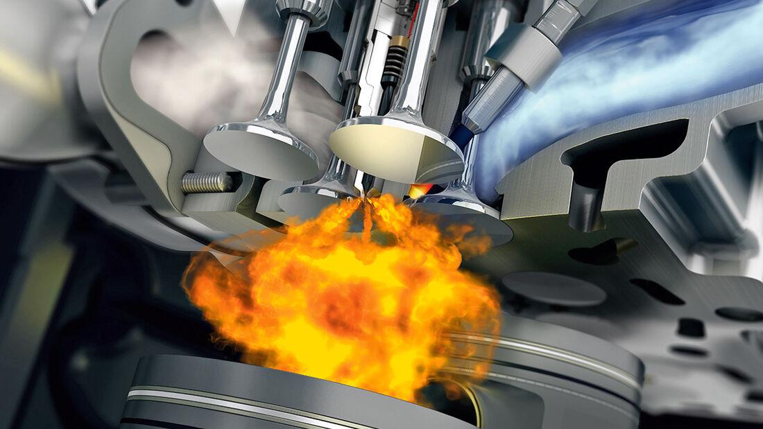 Diesel-Einspritzung