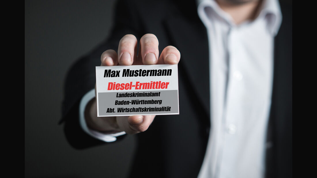 Diesel Ermittler LKA