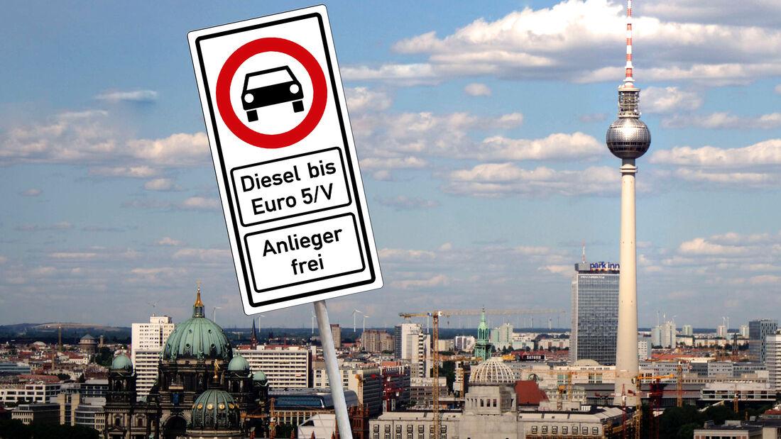 Diesel fahrverbot berlin