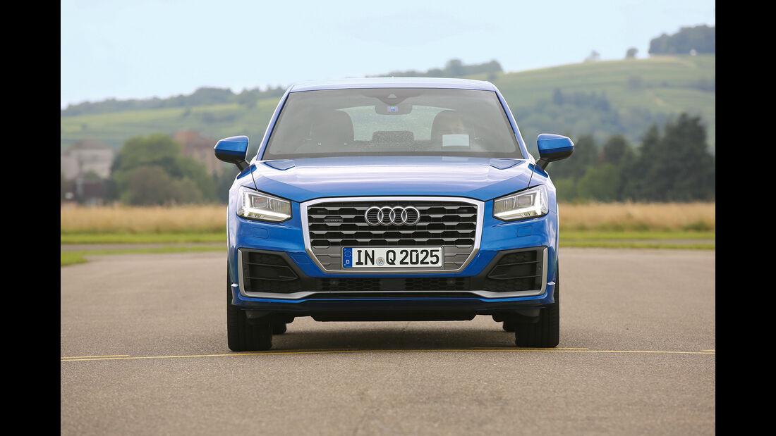 Diesel Nachrüstung SCR-Kat Audi Q2