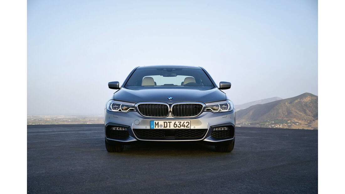 Diesel Nachrüstung SCR-Kat BMW 5er