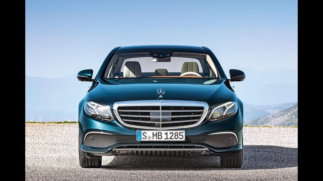 Diesel Nachrüstung SCR-Kat Mercedes E-Klasse
