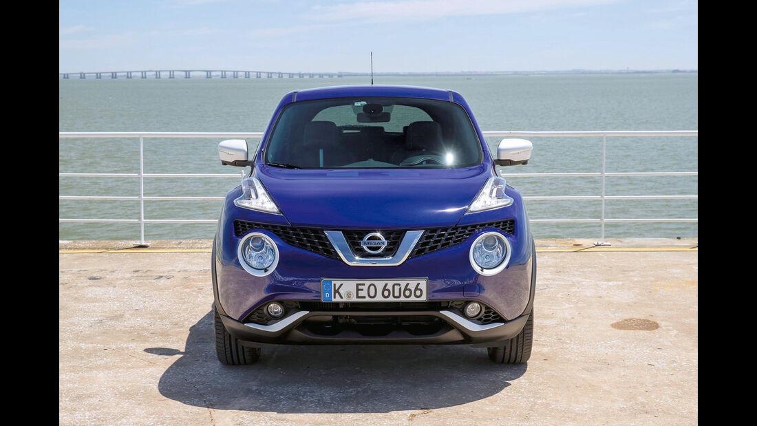 Diesel Nachrüstung SCR-Kat Nissan Juke