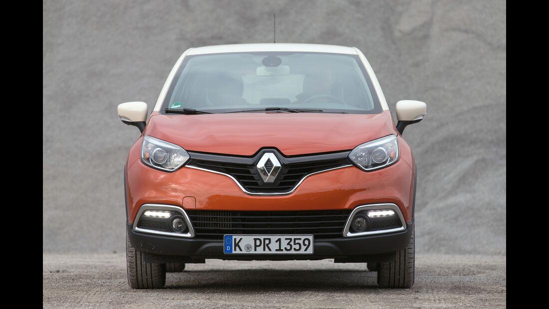 Diesel Nachrüstung SCR-Kat Renault Captur