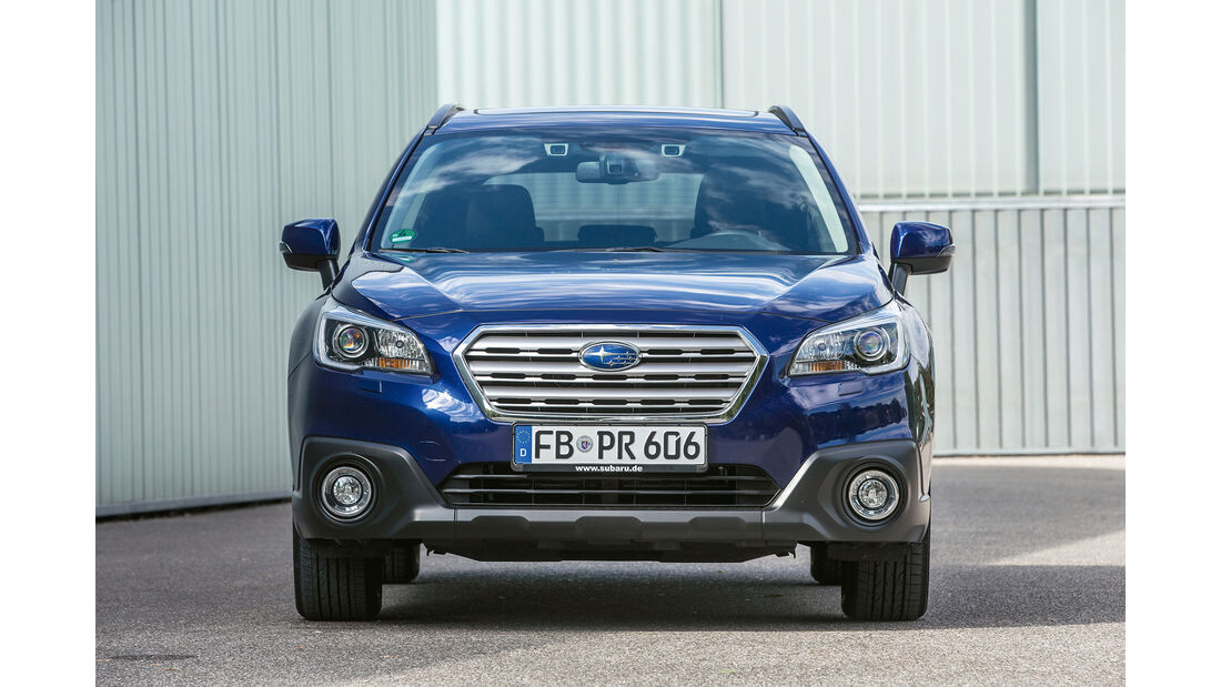 Diesel Nachrüstung SCR-Kat Subaru Outback