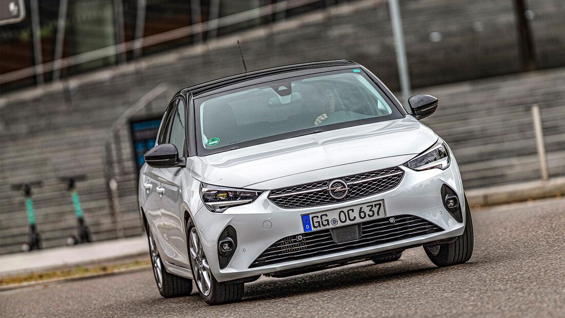 Diesel Opel Corsa 1.5 D, ams 2420