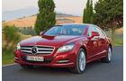 Diesel, Serie, Mercedes CLS 350 CDI