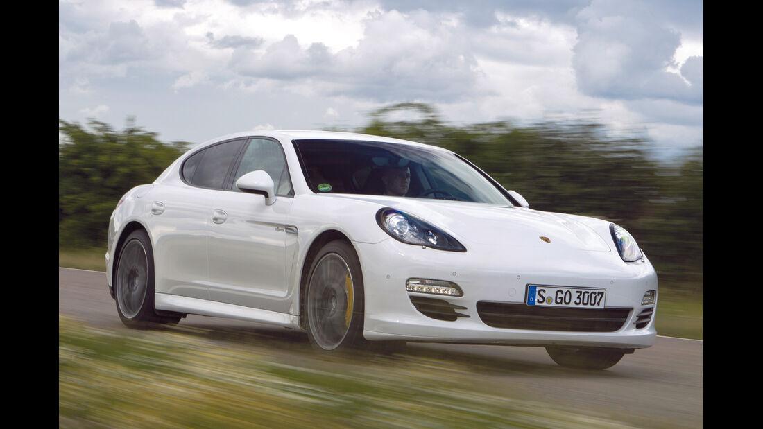 Diesel, Serie, Porsche Panamera Diesel