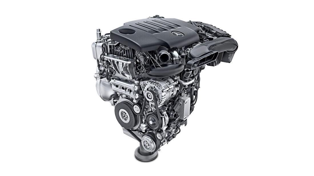 Dieselmotor OM 254