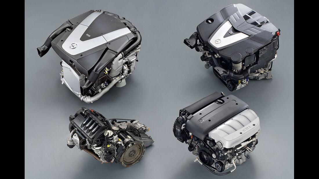 Dieselmotoren extrem
