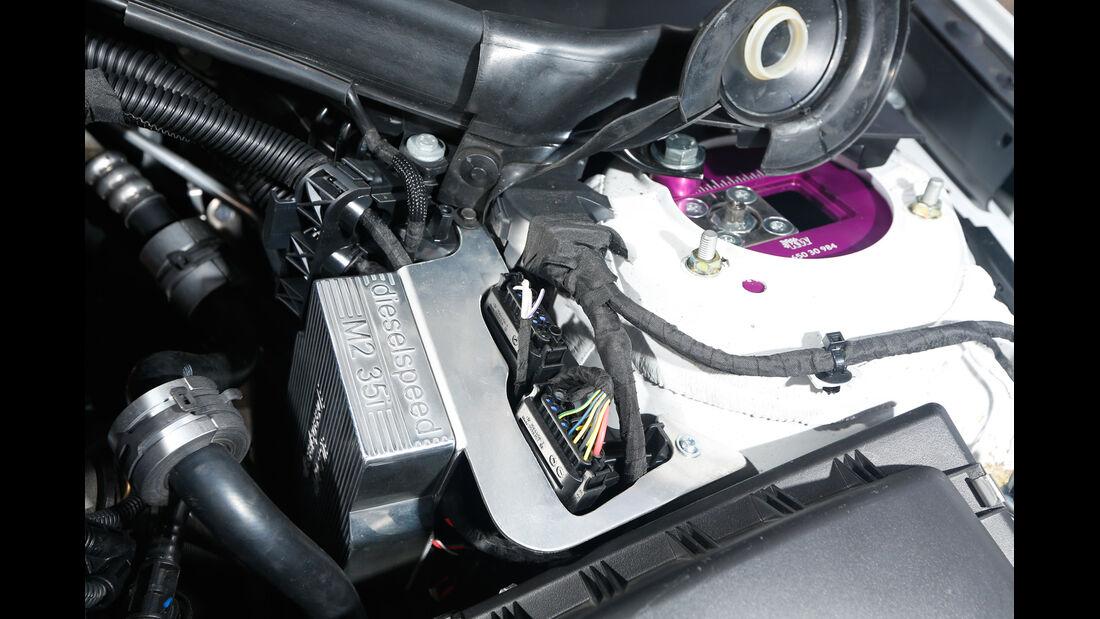 Dieselspeed-BMW M235i, Motor, Detail