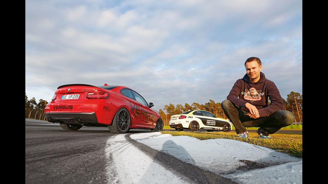Dieselspeed-BMW M235i, Versus-BMW M235i,  Christian Gebhardt