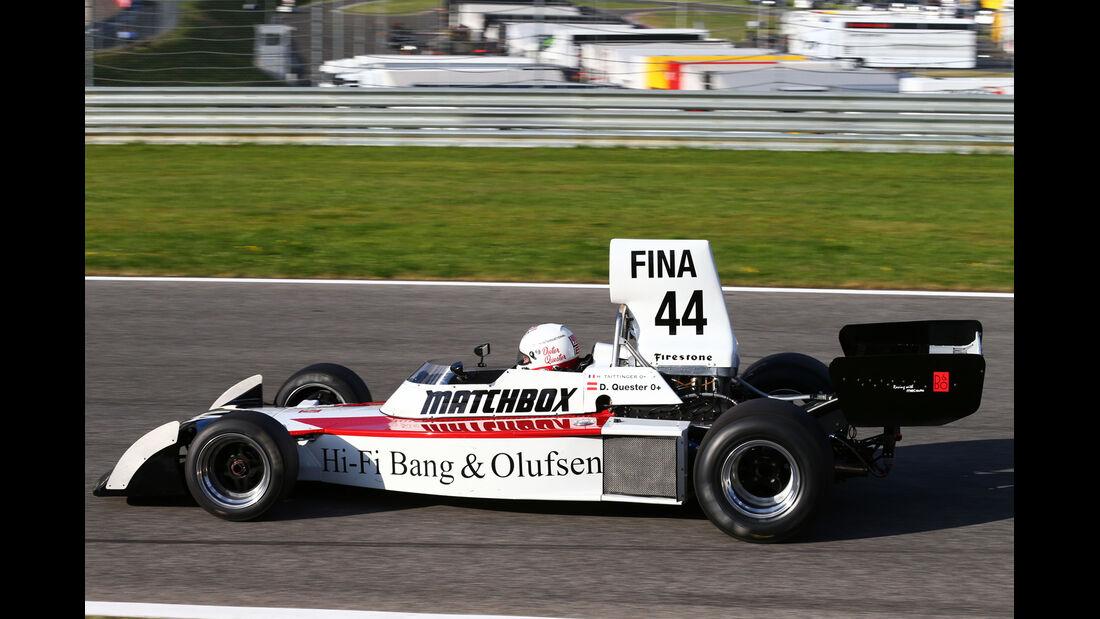 Dieter Quester - Surtees TS16 - GP Österreich 2014 - Legenden