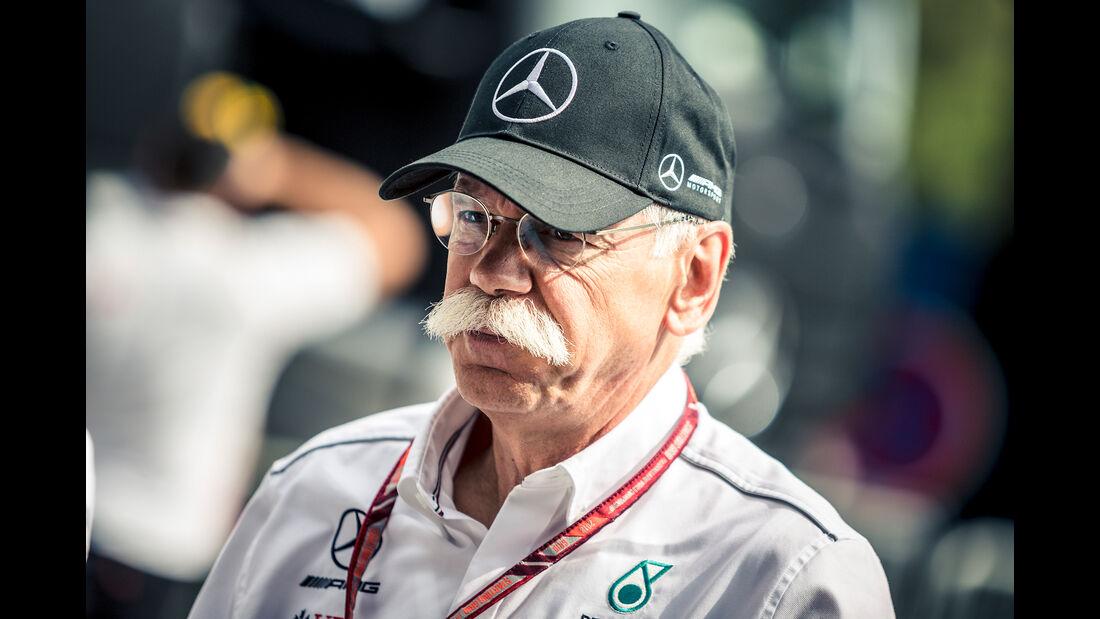 Dieter Zetsche - Formel 1 - GP Frankreich - Circuit Paul Ricard - Le Castellet - 23. Juni 2018