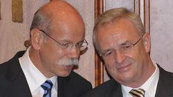 Dieter Zetsche, Martin Winterkorn