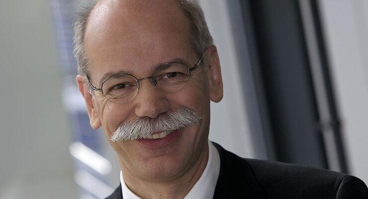 Dieter Zetsche, Mercedes