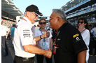 Dieter Zetsche & Vijay Mallya - GP Abu Dhabi 2014 - Formel 1 - Tops & Flops