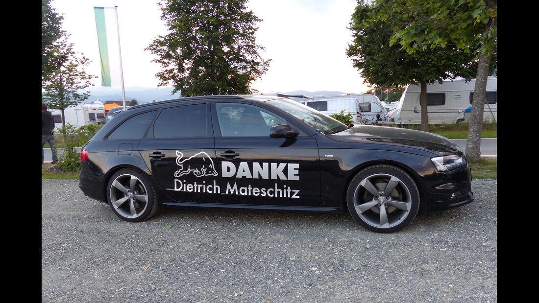 Dietrich Mateschitz - Formel 1 - GP Österreich - Spielberg - 20. Juni 2014