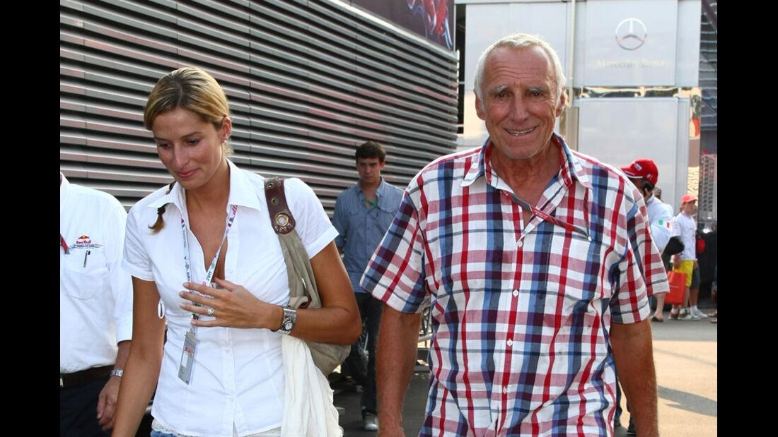 Dietrich Mateschitz - GP Italien - Monza - 10. September 2011