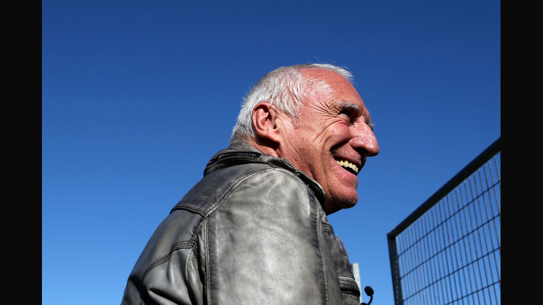 Dietrich Mateschitz - Red Bull - Formel 1 - Jerez - Test - 30. Januar