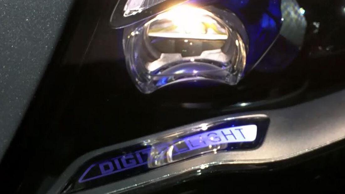 Digital Light Maybach